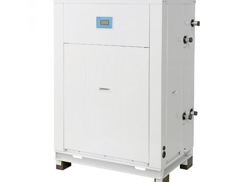 MS新万博直播app套管式水源热泵涡旋机组